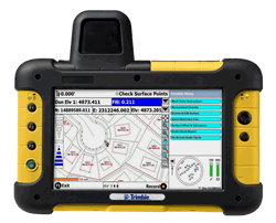 Trimble R8-4 GPS with Tablet | NDSU Research Equipment Inventory