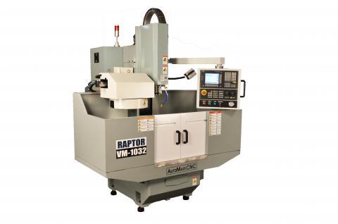Raptor VM-1032 CNC Mill | NDSU Research Equipment Inventory